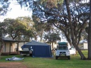 Camping Renmark South Australia