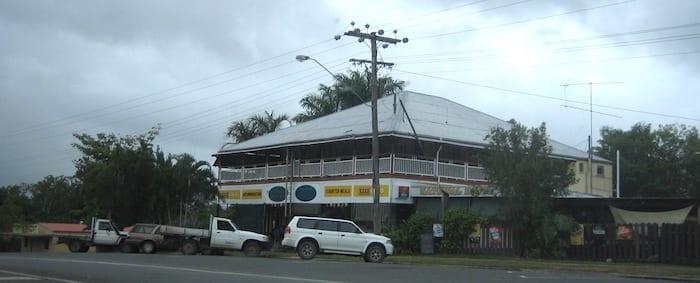 Chillagoe Pub, Burke Developmental Road Channel Country Queensland
