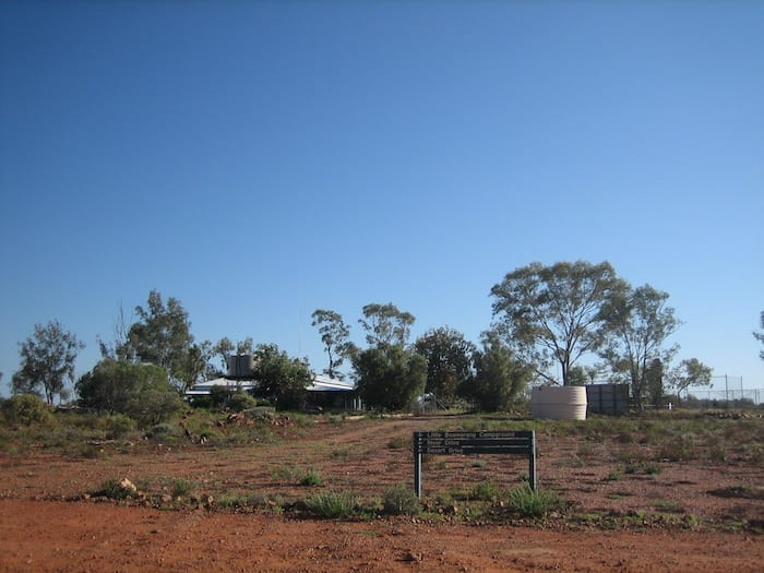 Welford Homestead Remote Camping Welford National Park