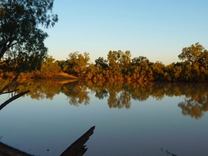 Barcoo River Remote Camping Welford National Park