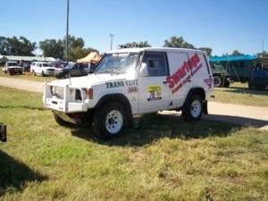 Build A Race Car NH Pajero