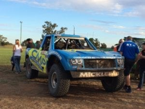 Off-Road Racing CMP Manufacturing Mickelfab Raptor TT