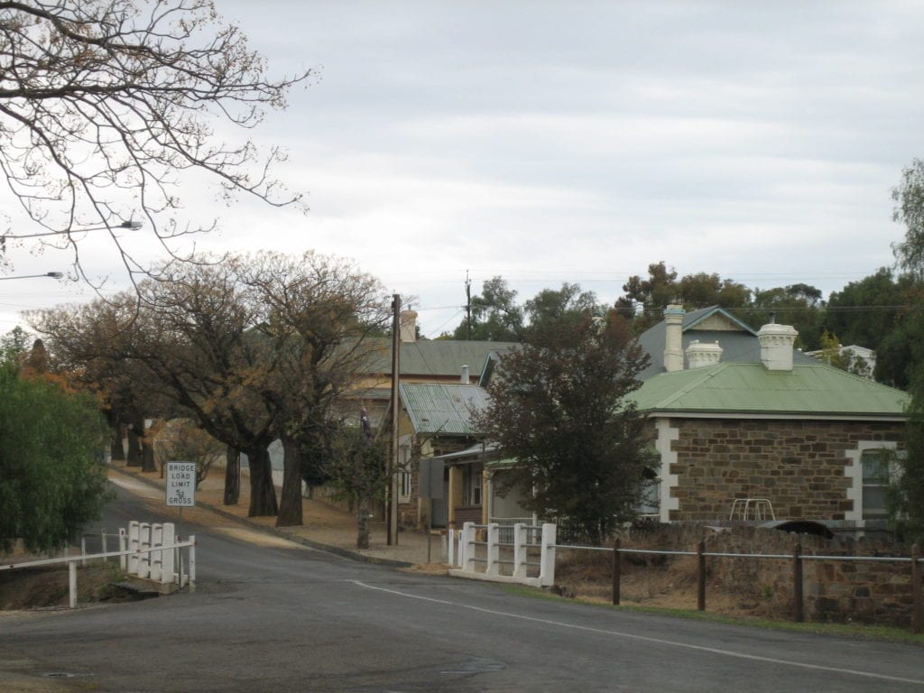 Miners' Cottages Burra South Australia