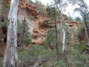 Hidden Gorge Walk, Mt Remarkable National Park, South Australia