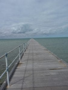 Port Germain Jetty, Spencer Gulf, South Australia