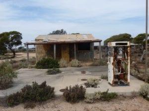 Fuel Pump Koonalda Station Nullarbor Plain