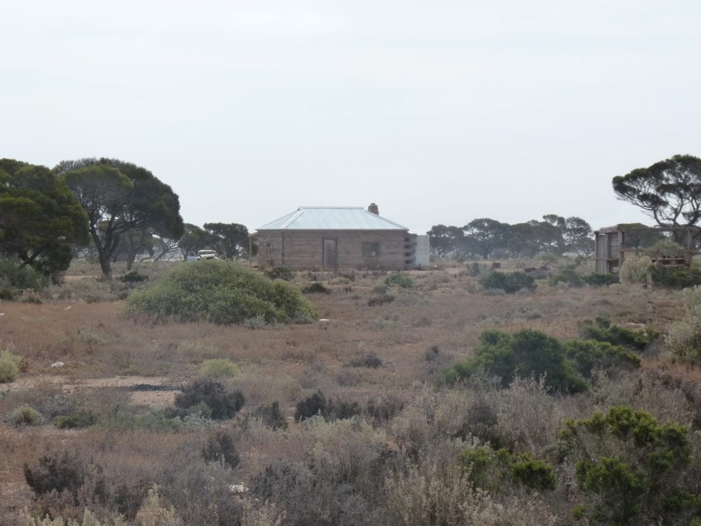 Homestead Koonalda Station Nullarbor Plain
