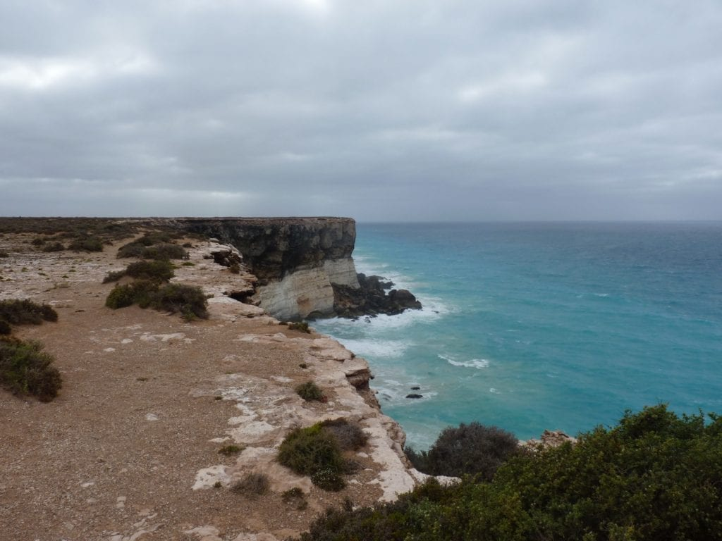 Great Australian Bight Nullarbor Plain South Australia