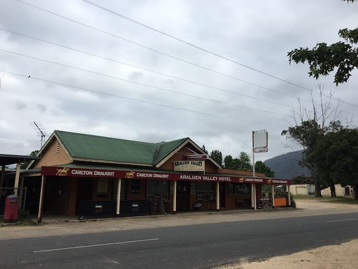 Araluen Pub NSW Is Steeped In Gold Mining History