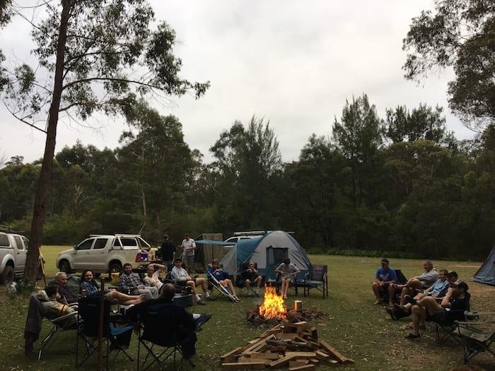 4x4 Off-Road Truck Isuzu NPS Bendethra NSW
