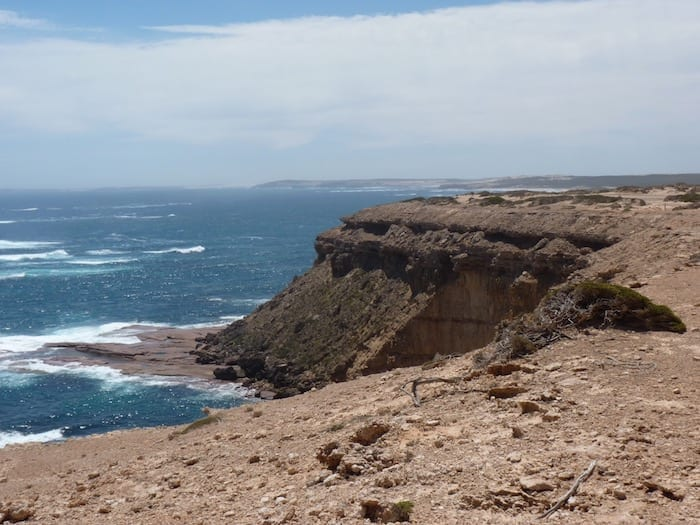 Rugged Cliffs, Point Labatt South Australia