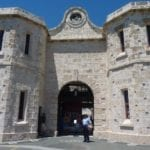 Front Entrance of Fremantle Prison