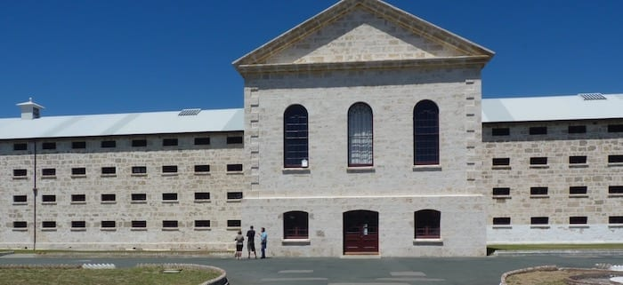 Inside Fremantle Prison