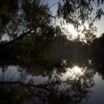 Sunrise, Camping Paroo River