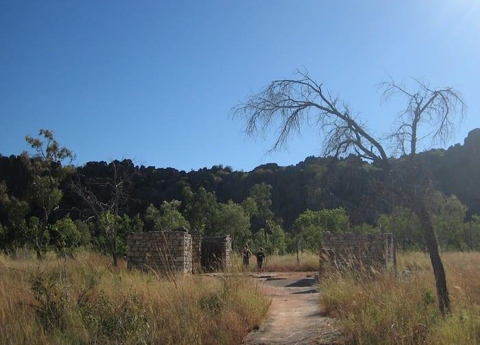 Lillimulura police outpost, Kimberleys WA