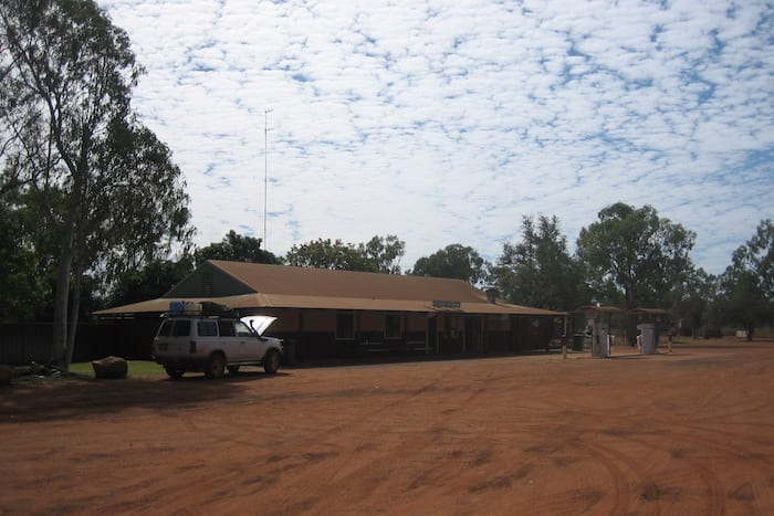Mount Barnett Roadhouse, Gibb River Road.