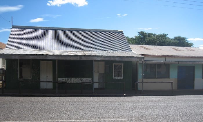 An old store from days gone by. Wyndham Western Australia.