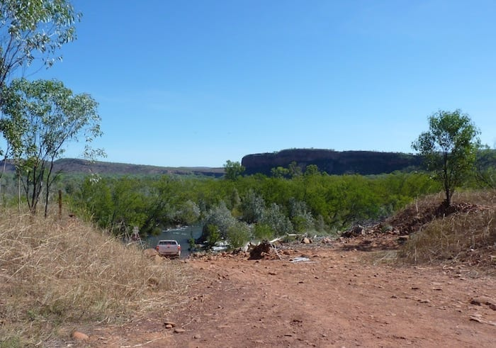 Branco Crossing, El Questro Station Kimberleys.