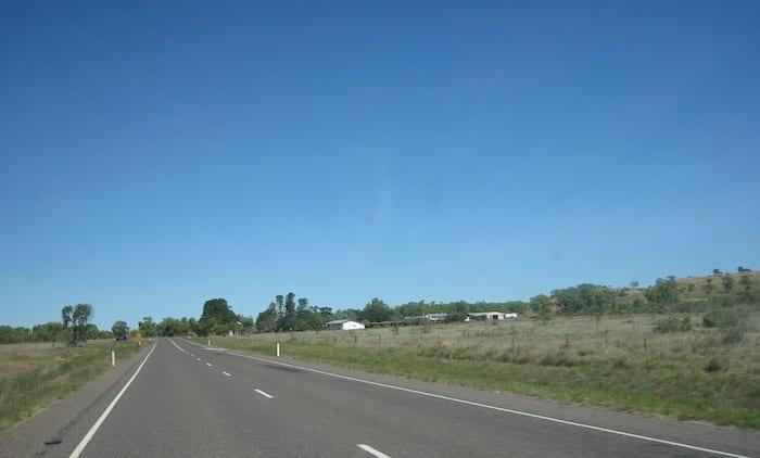 Banka Banks Homestead and buildings, Northern Territory. Mataranka To Tennant Creek.