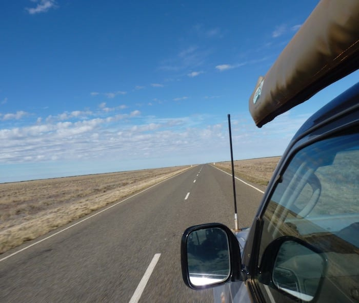 Barkly Tablelands en route to Camooweal Caves National Park