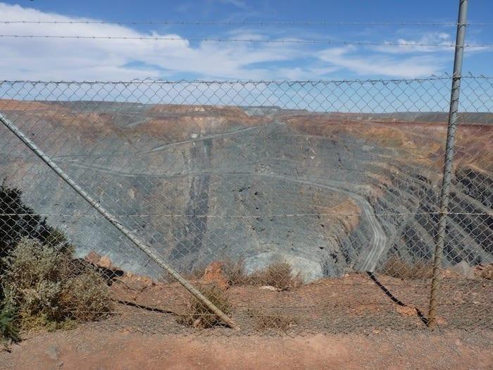 Kalgoorlie Super Pit, Western Australia - Gold Mining On A Massive Scale