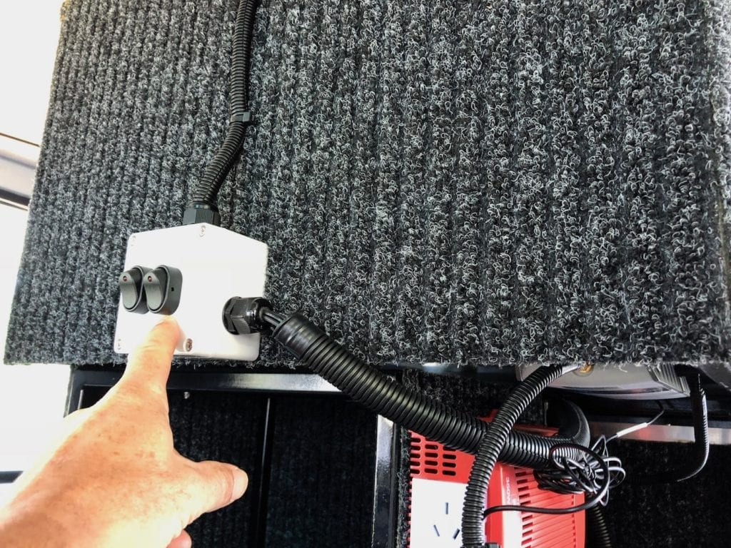 The On/Off switch for our Cel-Gi GO.