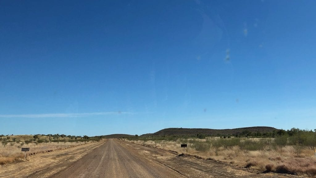 Riversleigh on the way to Boodjamulla (Lawn Hill) NP.