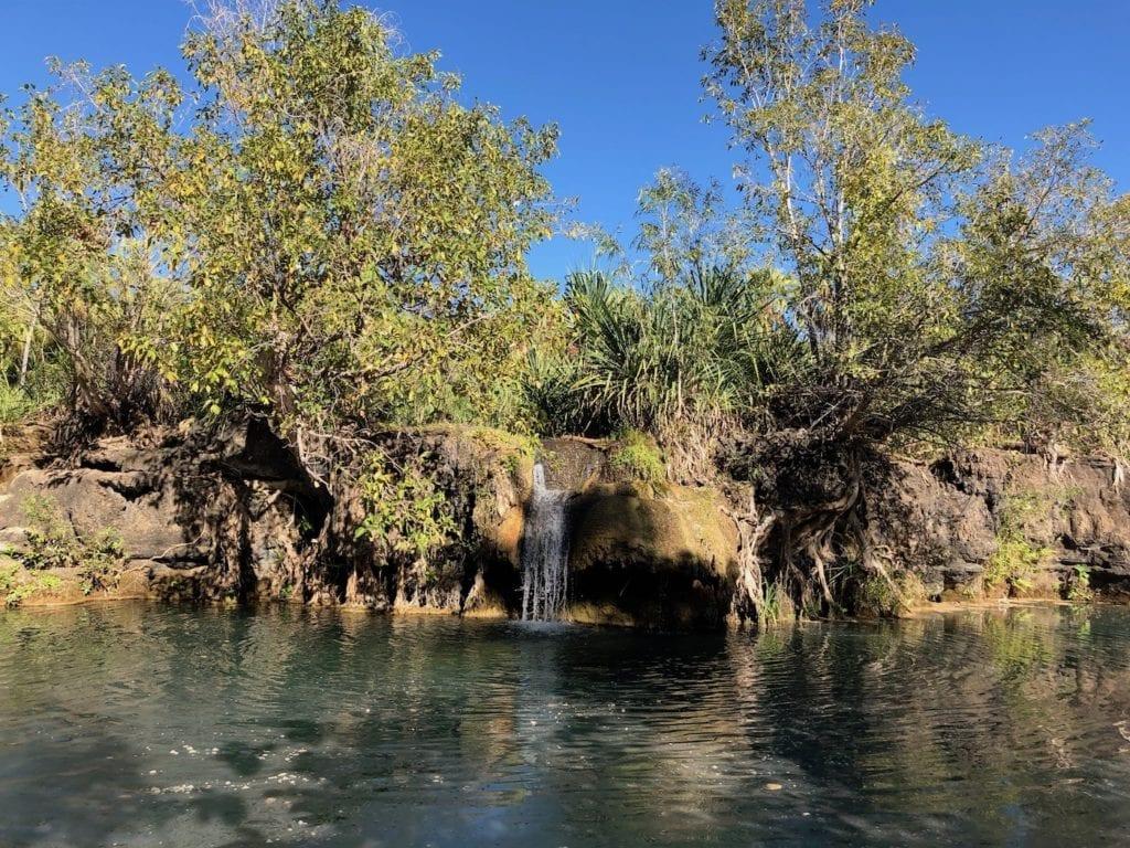 Indarri Falls, Lawn Hill National Park (Boodjamulla).