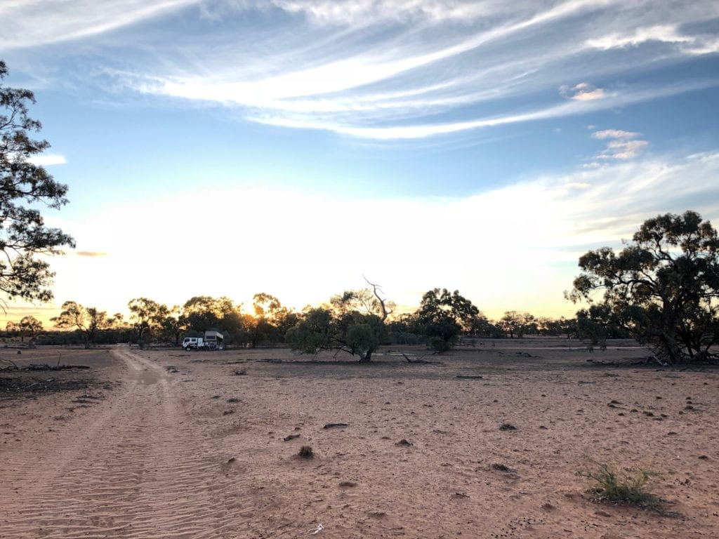 The extent of this drought is massive. NSW drought.