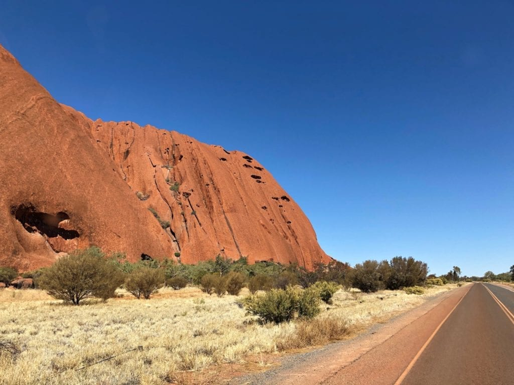 The details in the rock are mesmerising. What Is Uluru?