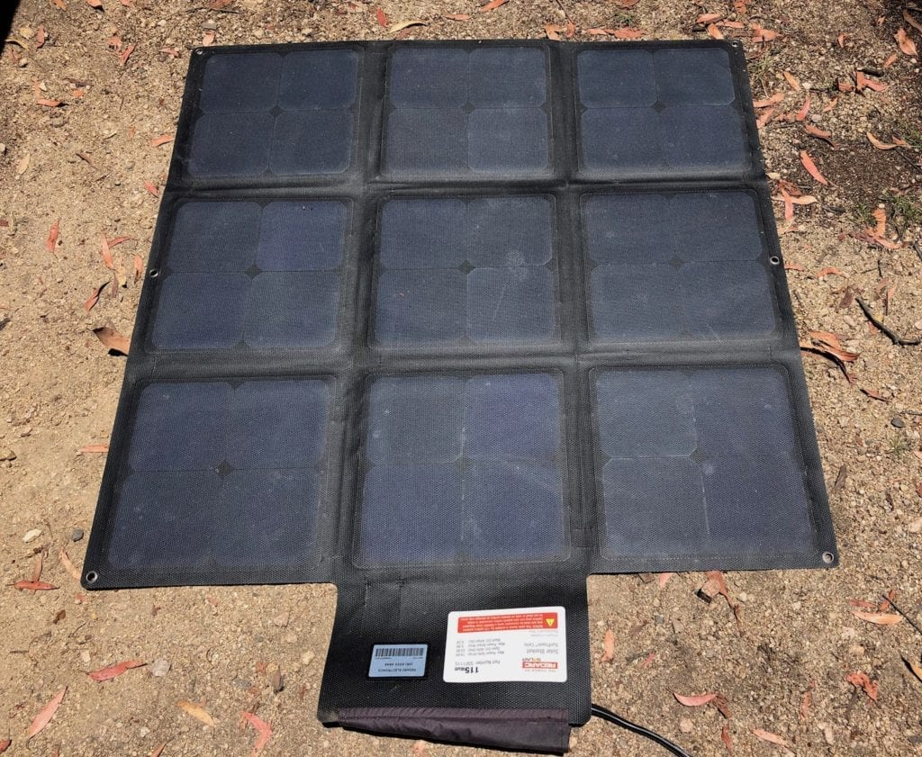 A review of our REDARC solar blanket after 12 months.