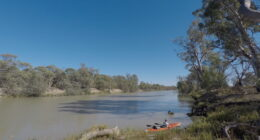 Kayaking The Murray River | Advanced Elements Inflatable Kayak