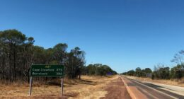 Daly Waters To Hells Gate Roadhouse | Savannah Way